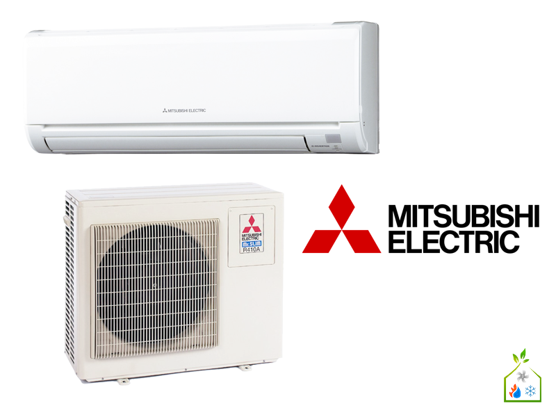 Climatiseur mitsubishi qu bec sgl climatisation chauffage for Climatiseur mural mitsubishi